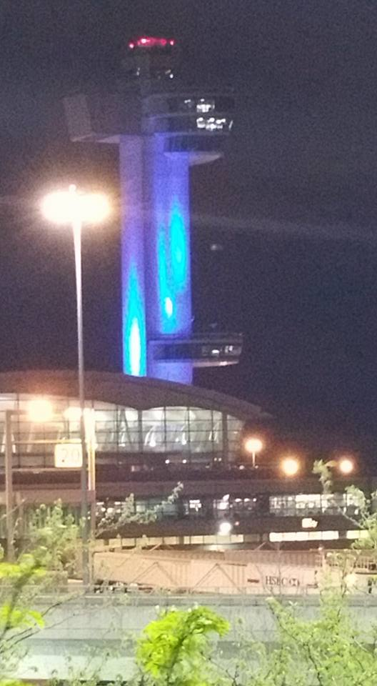 JFK Air Traffic Control Tower- Thanks Loren